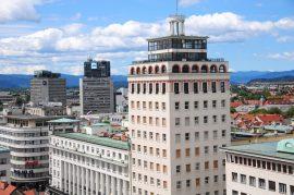 Ljubljana ist die Hauptstadt von Slowenien und mit über 287 000 Einwohnern zugleich seine grösste Stadt.