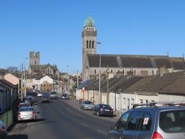 Viele Millionen flossen in die Sanierung und Restaurierung Limericks, der drittgrössten Stadt Irlands...