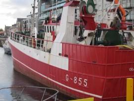 Noch heute hat Galway in den Docks einen lebhaften Hafen – auch wenn der eigentliche Hafen im Westen davon liegt.