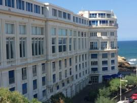 Biarritz wurde vor allem durch die Belle Epoque bekannt, vor allem durch Kaiserin Eugénie, Ehefrau von Napoleon III., welche 1854 zwei Monate hier residierte…