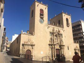 Die Santa Maria Basilika datiert zurück auf das 14. Jahrhundert. Die älteste Kirche der Stadt wurde auf Resten der grössten Moschee erstellt.