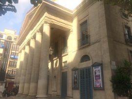 Für Kultur-Interessierte ein Muss: das Teatro Principal de Alicante.