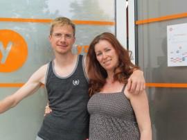 Steffen und Dina